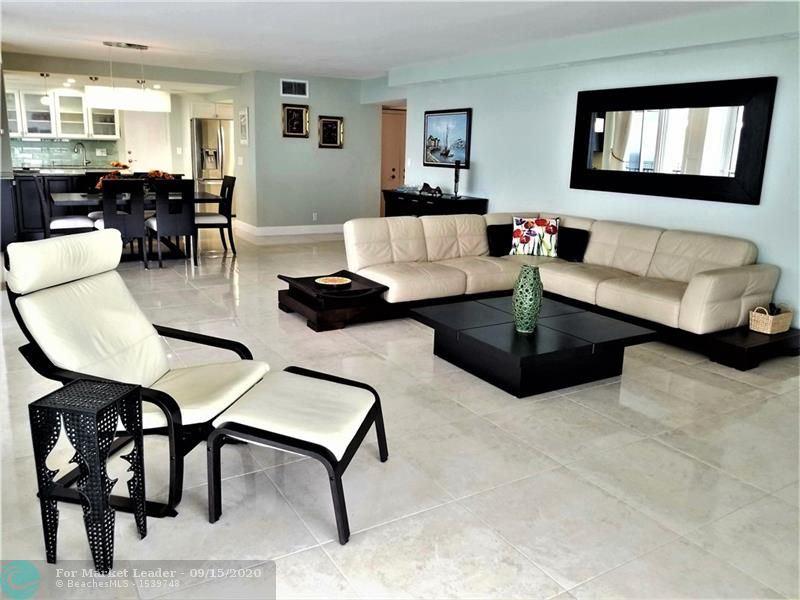 Photo of 4280 Galt Ocean Drive #15F, Fort Lauderdale, FL 33308 (MLS # F10238548)