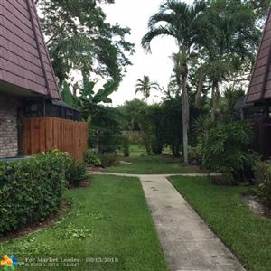 Photo of 7768 Courtyard Run #7768, Boca Raton, FL 33433 (MLS # F10135550)