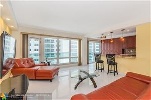 Photo of 3400 Galt Ocean Drive #1207, Fort Lauderdale, FL 33308 (MLS # F10181550)