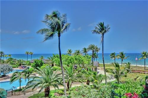 Photo of 4900 N Ocean Blvd #404, Lauderdale By The Sea, FL 33308 (MLS # F10264550)