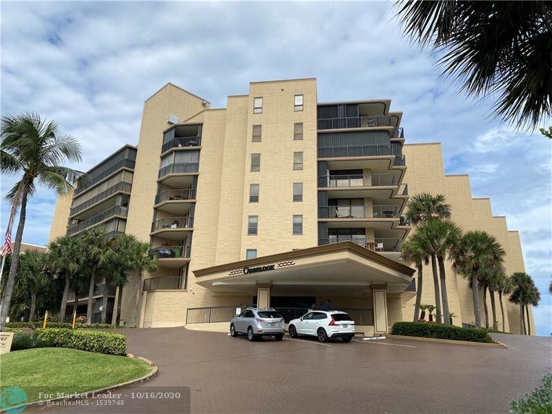 1167 Hillsboro Mile #208, Hillsboro Beach, FL 33062 - #: F10250550