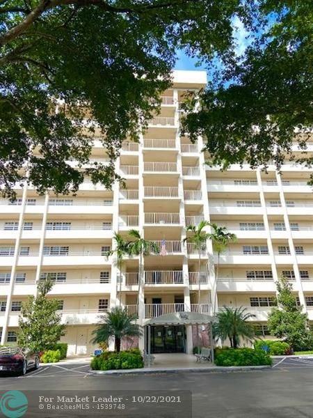 605 Oaks Dr #301, Pompano Beach, FL 33069 - #: F10305550