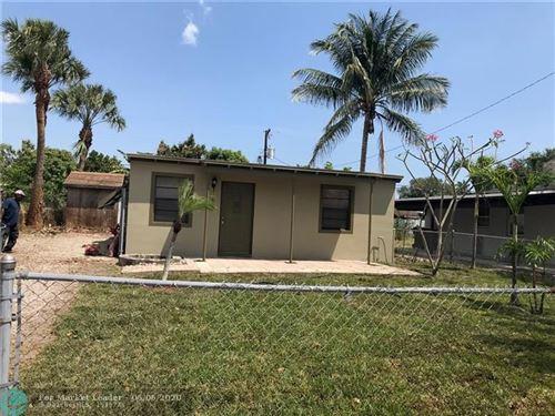 Photo of 1669 Lauderdale Manor Dr, Fort Lauderdale, FL 33311 (MLS # F10223551)