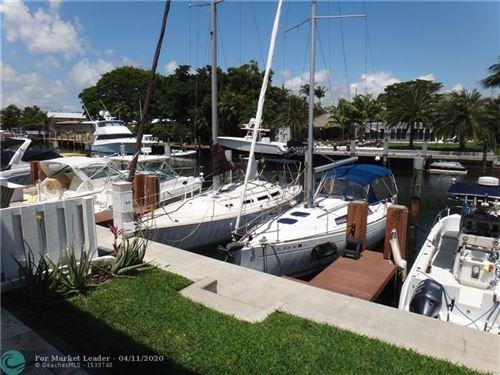 Photo of 2657 NE 15th St #2657, Pompano Beach, FL 33062 (MLS # F10224551)