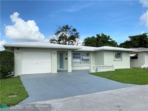 Photo of 4809 NW 49th Rd, Tamarac, FL 33319 (MLS # F10249552)