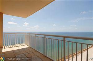 Tiny photo for 3850 Galt Ocean Dr #1901, Fort Lauderdale, FL 33308 (MLS # F10176553)