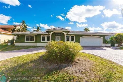 Photo of 2732 NE 10th St, Pompano Beach, FL 33062 (MLS # F10224553)