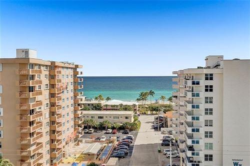 Photo of 1410 S Ocean Dr #1007, Hollywood, FL 33019 (MLS # F10268553)