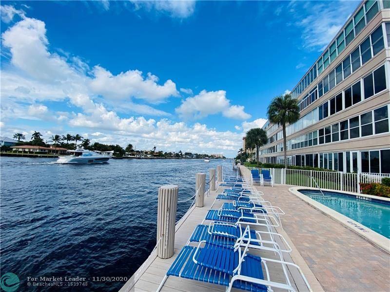 Photo of 401 N Riverside Dr #502, Pompano Beach, FL 33062 (MLS # F10260553)