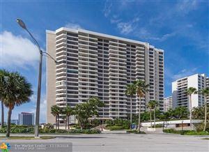 Photo of 2500 Parkview Dr #1820, Hallandale, FL 33009 (MLS # F10153554)