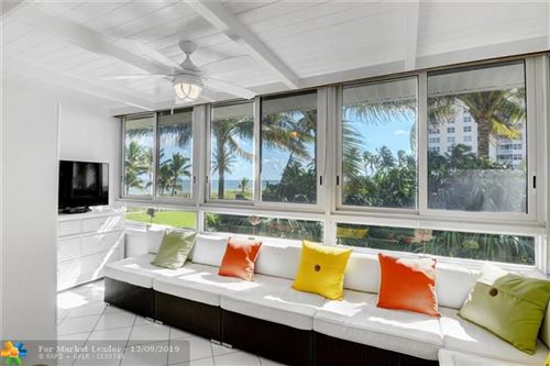 Photo of 5400 N Ocean Blvd #48, Lauderdale By The Sea, FL 33308 (MLS # F10206557)