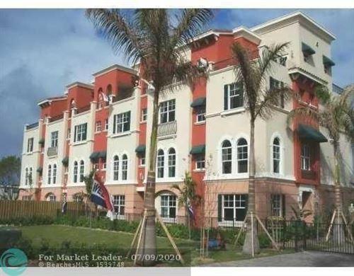 Photo of 1033 NE 17th Way #1602, Fort Lauderdale, FL 33304 (MLS # F10236558)