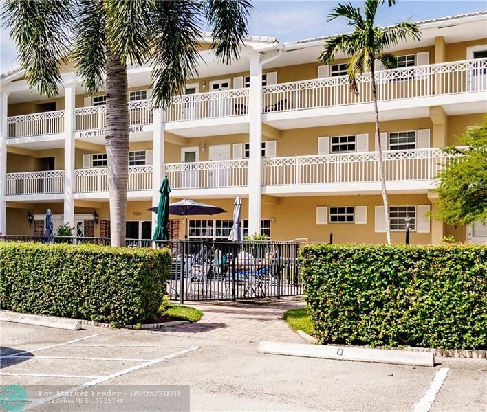 Photo of 3201 NE 29th St #204, Fort Lauderdale, FL 33308 (MLS # F10249558)