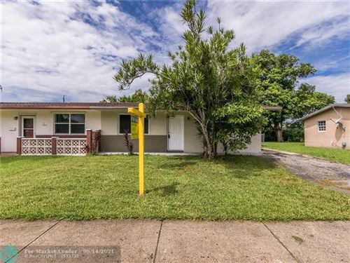 Photo of 1951 SW 68th ter, North Lauderdale, FL 33068 (MLS # F10300559)