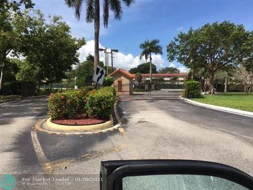 Photo of 8606 SW 3rd St #204, Pembroke Pines, FL 33025 (MLS # F10265560)