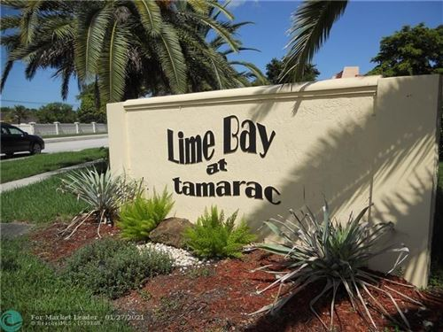 Photo of 9091 Lime Bay Blvd #304, Tamarac, FL 33321 (MLS # F10268560)