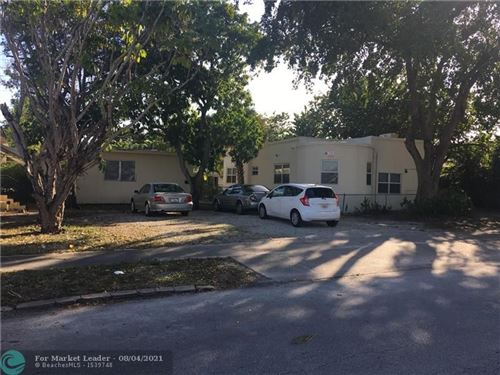 Photo of 1844 Lincoln Street, Hollywood, FL 33020 (MLS # F10295561)