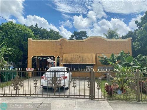 Photo of 1144 NW 31st St, Miami, FL 33127 (MLS # F10301561)