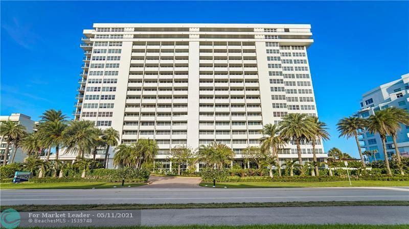 2000 S Ocean Blvd #4G, Boca Raton, FL 33432 - #: F10201561