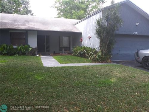 Photo of Listing MLS f10229562 in 7761 NW 53rd St Lauderhill FL 33351