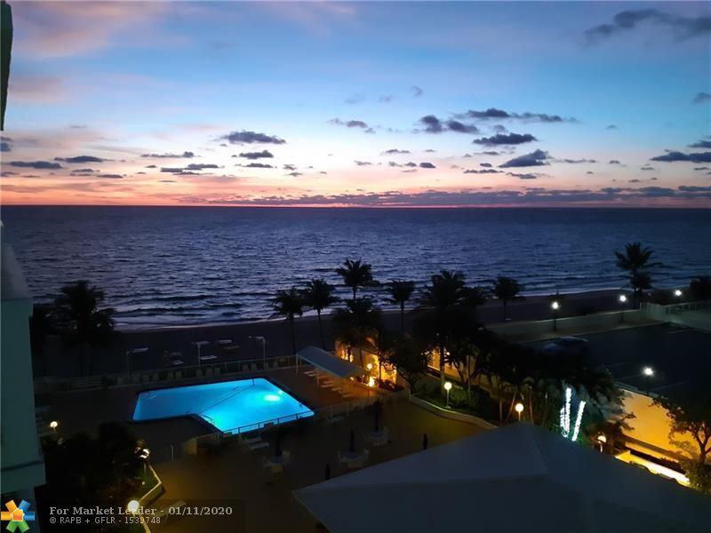 Photo of 4010 Galt Ocean Dr #809, Fort Lauderdale, FL 33308 (MLS # F10210562)