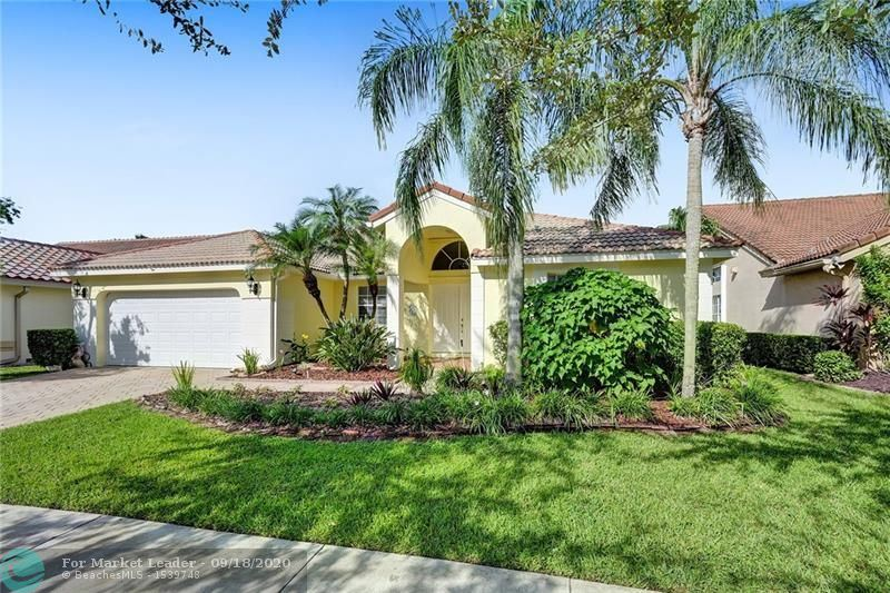 Photo of 799 Lake Blvd, Weston, FL 33326 (MLS # F10249562)