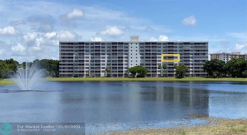 2900 N Course Dr #608, Pompano Beach, FL 33069 - #: F10263562