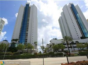 Photo of 16425 Collins Ave #814, Sunny Isles Beach, FL 33160 (MLS # F10141564)