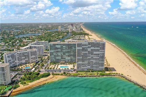 Photo of 2100 S Ocean Ln #602, Fort Lauderdale, FL 33316 (MLS # F10273565)
