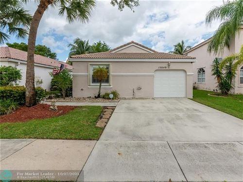 Photo of 15649 NW 12th Rd, Pembroke Pines, FL 33028 (MLS # F10303565)