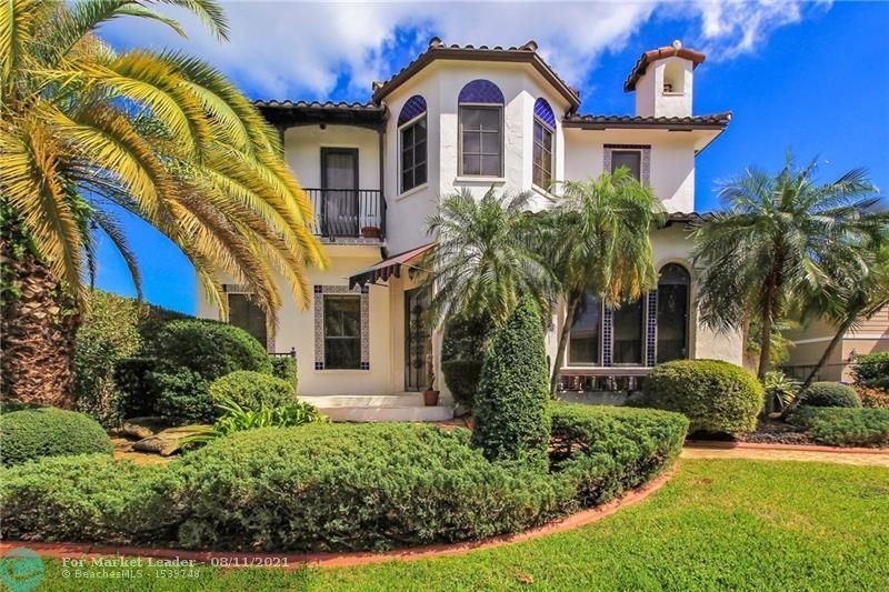 500 Coconut Isle Dr, Fort Lauderdale, FL 33301 - #: F10236565
