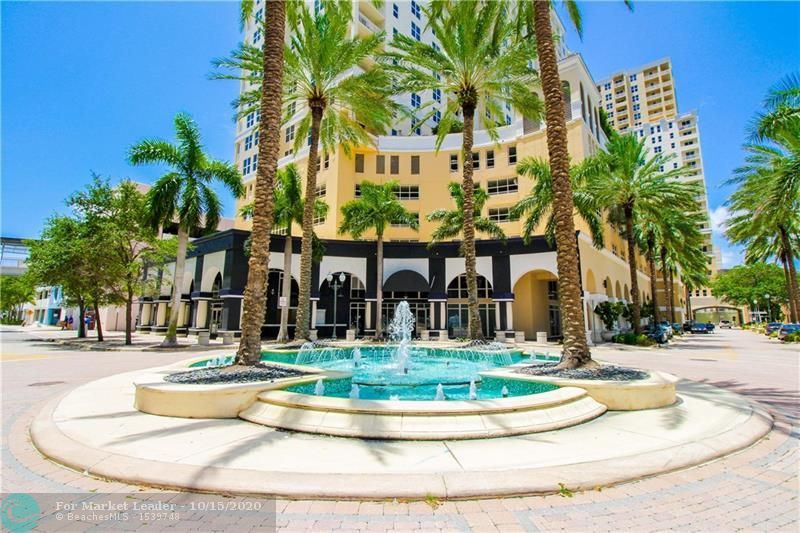 Photo of 511 SE 5th Ave #2202, Fort Lauderdale, FL 33301 (MLS # F10253565)