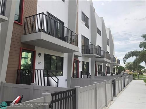 Tiny photo for 611 NE 2nd Avenue #611, Fort Lauderdale, FL 33304 (MLS # F10247566)