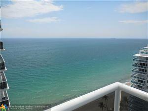 Photo of 3500 GALT OCEAN DR #1902, Fort Lauderdale, FL 33308 (MLS # F10143567)