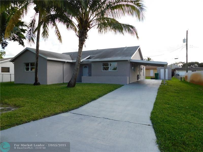 Photo of 1901 SW 96th Ave, Miramar, FL 33025 (MLS # F10304567)
