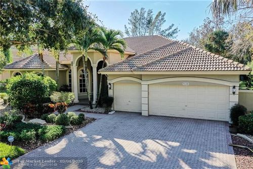 Photo of 9240 NW 62 Court, Parkland, FL 33067 (MLS # F10214568)
