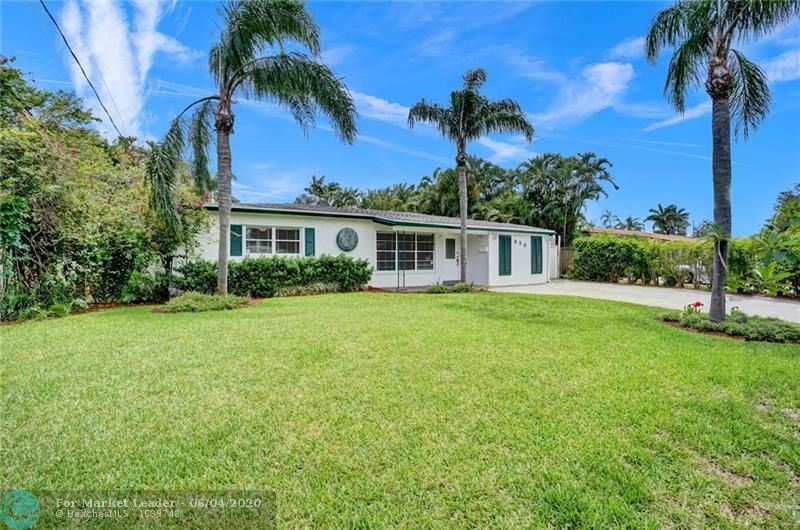 Photo of 620 NW 37th St, Oakland Park, FL 33309 (MLS # F10231568)