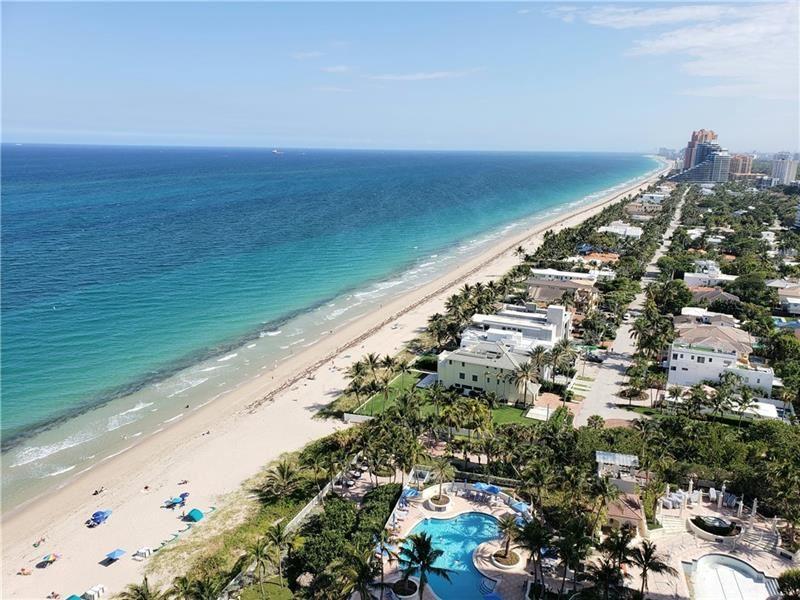 Photo of 3200 N OCEAN BL #E2304, Fort Lauderdale, FL 33308 (MLS # F10282568)