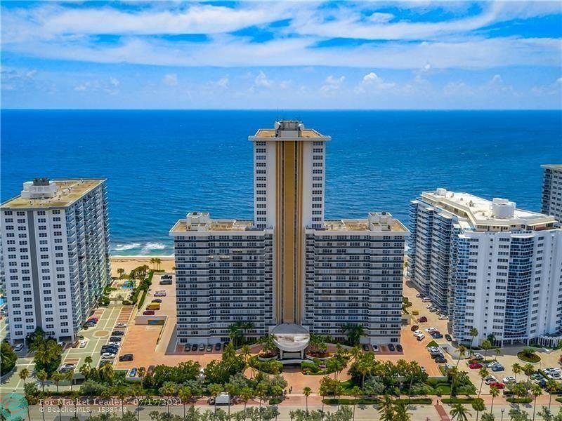 Photo of 3500 Galt Ocean Dr #209, Fort Lauderdale, FL 33308 (MLS # F10289568)