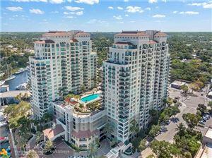 Photo of 610 W Las Olas Blvd #1415N, Fort Lauderdale, FL 33312 (MLS # F10165569)