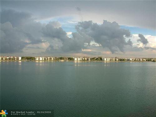 Photo of 105 Lake Emerald Dr #804, Oakland Park, FL 33309 (MLS # F10210569)