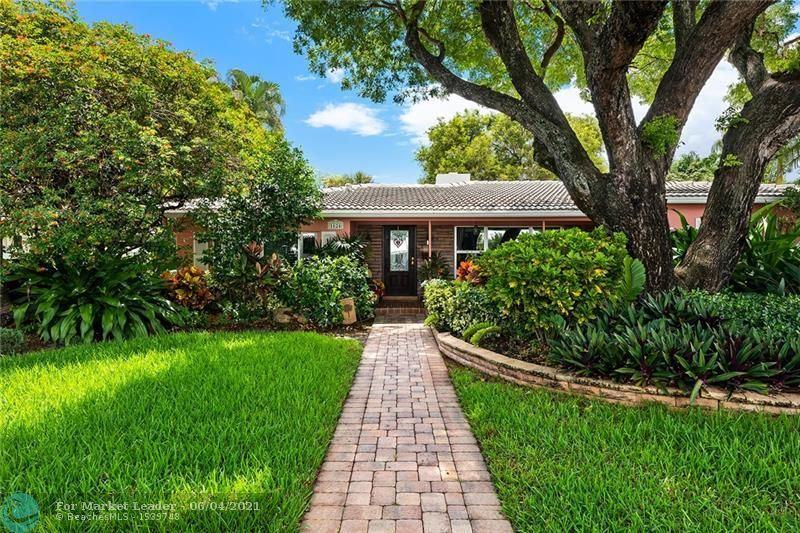 1624 Coral Ridge Dr, Fort Lauderdale, FL 33305 - #: F10286569