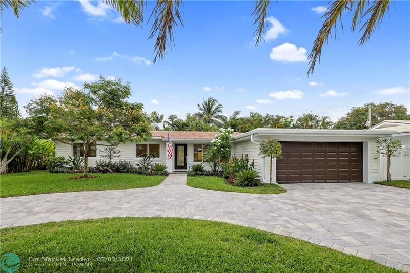 Photo of 276 Allenwood Dr, Lauderdale By The Sea, FL 33308 (MLS # F10290569)