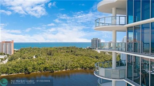 Photo of 920 Intracoastal Dr #PH2, Fort Lauderdale, FL 33304 (MLS # F10293570)