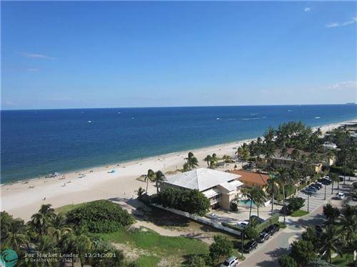 Photo of 111 Briny Ave #1504, Pompano Beach, FL 33062 (MLS # F10305570)