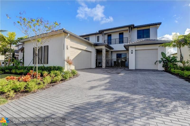 Photo for 10800 ESTUARY DRIVE, Parkland, FL 33076 (MLS # F10112570)