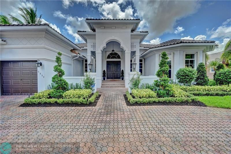 6898 NW 117th Ave, Parkland, FL 33076 - #: F10291570