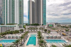 Photo of 851 NE 1ST #2507, Miami, FL 33132 (MLS # F10201571)