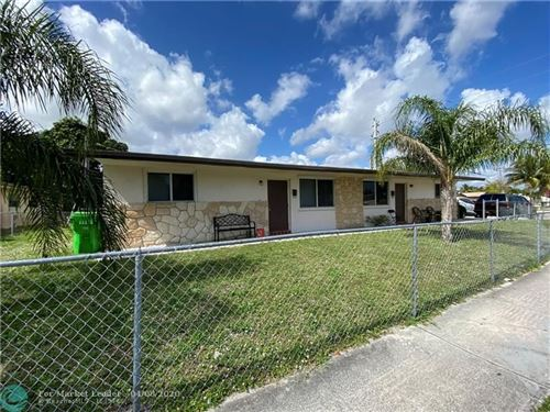 Photo of 5820 NW 19th St, Sunrise, FL 33313 (MLS # F10217571)