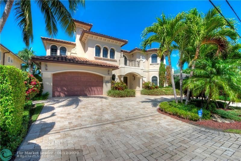 2421 Sea Island Dr, Fort Lauderdale, FL 33301 - #: F10233571